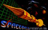 Spaceball Atari ST Title screen