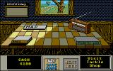 Gone Fishing Atari ST The players central fishing office