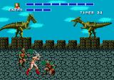 Golden Axe Genesis Female warrior in duel series part one