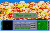 Skyblaster Atari ST With such an explosion I accept the game over.