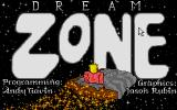 Dream Zone Atari ST Title screen