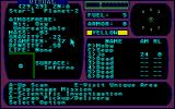 Star Command Atari ST Deep scan of one star with further possibilities