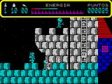 Thor ZX Spectrum Just jump over him