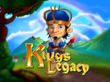 King's Legacy Windows Title screen