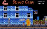 Street Gang Atari ST A jogger with pepper spray gets vaporized