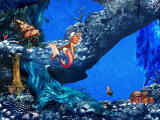 Shengnü zhi Ge: Heroine Anthem - The Elect of Wassernixe Windows Beautiful underwater environments