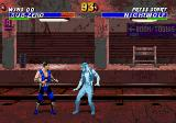 Mortal Kombat 3 Genesis Freeze!