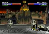 Mortal Kombat 3 Genesis Interesting technique