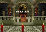 Mortal Kombat 3 Genesis Game Over