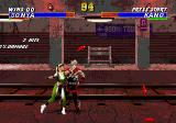 Mortal Kombat 3 Genesis Blood