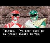 Mighty Morphin Power Rangers Genesis Now, Green is in team