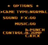 Ultraverse Prime / Microcosm SEGA CD Controller Options