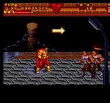 Ultraverse Prime / Microcosm SEGA CD Act 1 Scene 3 Level Gameplay