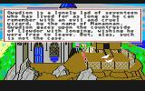 King's Quest III: To Heir is Human Atari ST Intro