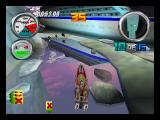 Hydro Thunder Nintendo 64 The water is like a mirror