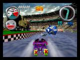 Hydro Thunder Nintendo 64 Another boost to take - useful, because the boat becomes faster.
