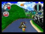 Hydro Thunder Nintendo 64 In air
