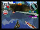 Hydro Thunder Nintendo 64 Seconds before the crash