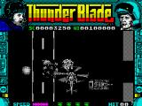 ThunderBlade ZX Spectrum Some explosions