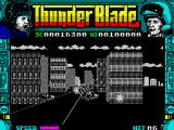 ThunderBlade ZX Spectrum Helicopter is now wreck