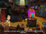 Leisure Suit Larry Reloaded Windows The pimp's room has some new objects now... and the puzzles are a bit different