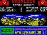 Tank Attack ZX Spectrum Attack on base