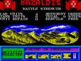 Tank Attack ZX Spectrum Tank rush