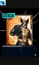 Marvel: War of Heroes Android This is the initial card