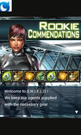 Marvel: War of Heroes Android When starting out you get some free stuff each day