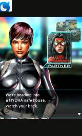 Marvel: War of Heroes Android Mission briefing