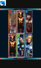 Marvel: War of Heroes Android A battle in progress