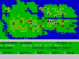 Falklands 82 ZX Spectrum enemy tanks spotted!