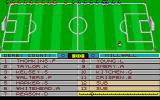 Superleague Soccer Atari ST First game against Millwall: teams entering the pitch
