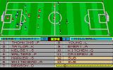 Superleague Soccer Atari ST Oooops, guess who is the most forward striker? It is my keeper!