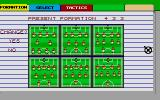 Superleague Soccer Atari ST Changing tactics after the Millwall disaster
