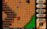 Nitro Boost Challenge Atari ST Avoid red dots on all costs: they instantly crash your car