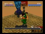 Fighters Destiny Nintendo 64 Throw
