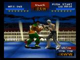 Fighters Destiny Nintendo 64 Cat fight
