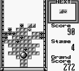 Tetris Blast Game Boy Complicated situation