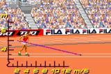 Fila Decathlon Game Boy Advance Pole vault