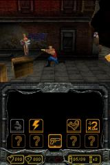 Duke Nukem: Critical Mass Nintendo DS You have to save this woman