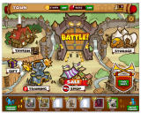 Dungeon Rampage Browser Dungeon Rampage Town