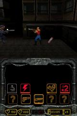 Duke Nukem: Critical Mass Nintendo DS Found a new weapon: the shotgun