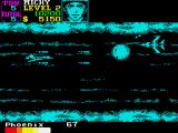 U.N. Squadron ZX Spectrum Second mission