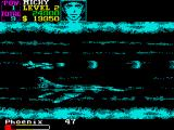 U.N. Squadron ZX Spectrum Second boss