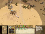 Desert Rats vs. Afrika Korps Windows Attack on village
