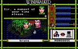 Windwalker Atari ST The blind man sells information