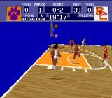 NCAA Basketball SNES Try gain the points