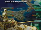 Decisive Battles of World War II: Battles in Italy Windows Main Screen