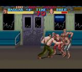 Final Fight SNES Painful attack